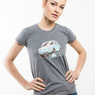 I love BB - koszulka maluch