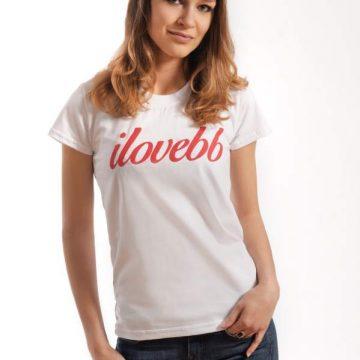 koszulka-ilovebb-wmn-biala
